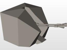 40 mm otobreda naval gun(twin barrel)