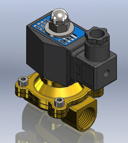 valve - Most downloaded models | 3D CAD Model Collection