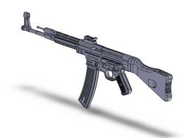 Sturmgewehr 44, MP 44, StG 44