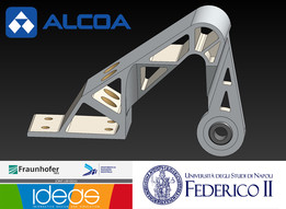Alcoa Optimized Bearing Bracket