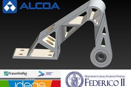 Alcoa Optimized Bearing Bracket