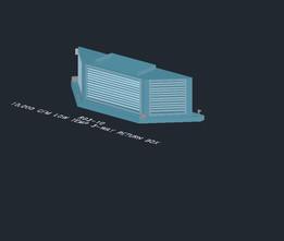 RETURN BOX - 3 SIDES - 10,000 CFM