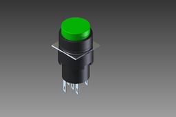 Mini Lighted Pushbutton Switch