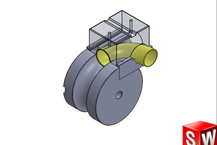 matriz  para maquina de dobrar tubos.