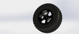 Turnigy 1-16 Short Course Truck Wheel