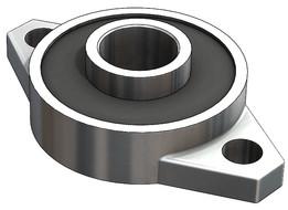 UFL serisi yataklı rulman / UFL series bearing