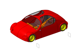 EFPV - Eletric Field Powered Vehicle