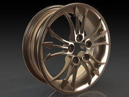 Wheels for Maserati - Jante pour Maserati
