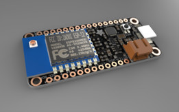 Adafruit ESP8266 IoT WiFi module with u.FL connector
