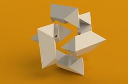 Six-piece Puzzle 001