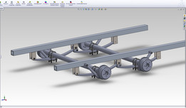 Trailer Suspension Design(Tikitreiler)