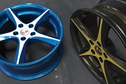 Clever [6,5Jx16H2 Alloy Wheel]