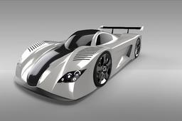 5G LMP car