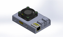 raspberry - Recent models | 3D CAD Model Collection