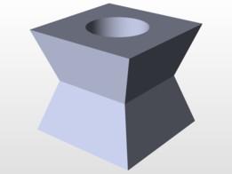 Trapezoid Block