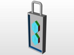 Keychain Piece/My Symbol