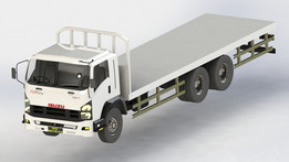 ISUZU GIGA FVM 34 W Truck