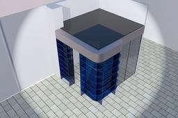 Polycarbonate room