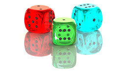 6 Sided Dice (Solidworks)