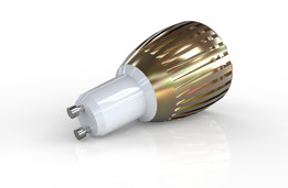 LED Spot Light with GU10 Base