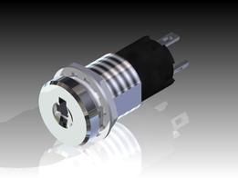 Key Switch - NKK SK12AAW01