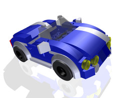 Lego Car Gordini