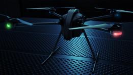 Professional Quadcopter UAV