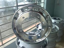 """Roda alumínio para caminhão 22.5"""" Truck aluminum wheel"""