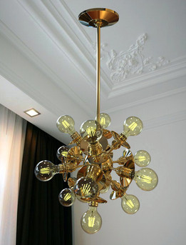 Chandelier recent models 3d cad model collection grabcad sputnik chandelier aloadofball Image collections