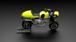 prototype of cafe racer models