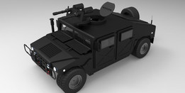 hummer - recent models | 3d cad model collection | grabcad community