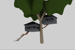 Tree House, School Project