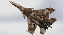 Sukhoi f33