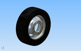 """Wheel 205/65 R17,5"""""""