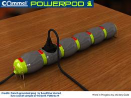 Commel Powerpod II