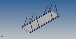 Transport tool kit for transformer core