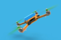 3D Printed Mini Quadcopter Mark 2