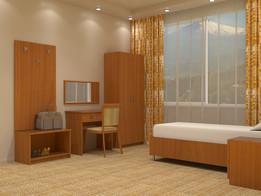 Hotel room (econom)
