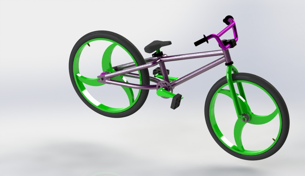 Most downloaded models tagged with bmx - GrabCAD