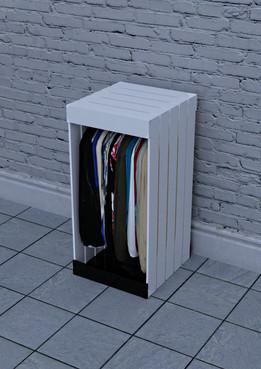 wardrobe - Recent models | 3D CAD Model Collection | GrabCAD