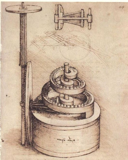 Da Vinci Water Lift