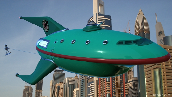 S.S. Planet Express