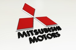 Mitsubishi Motors Badge