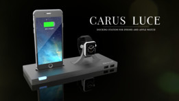 Carus Luce - Docking Station for Iphone and Apple Watch