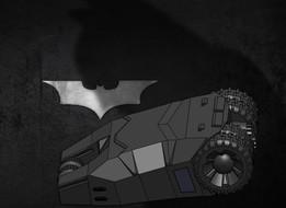 Gaming Mouse (BatMobile)