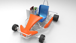 Go Kart Champion Ship Frame