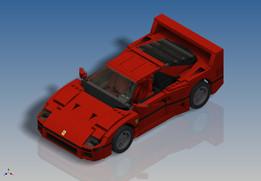 LEGO Creator - Ferrari F40 (10248)
