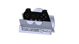 3D PRINTED PS CONTROLLER STAND