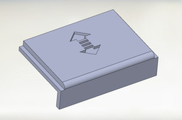 luminaire housing parts (1)