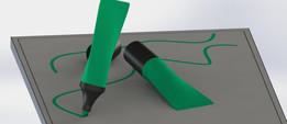 marker - fosforlu kalem
